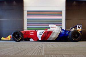 Ligier JS F4 car