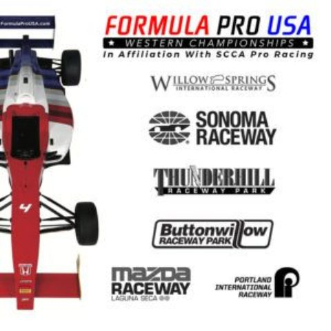 California Dreaming: Formula 4 on the West Coast of America