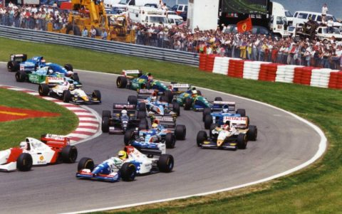 Can young drivers learn anything from the 1994 Formula 1 Season?