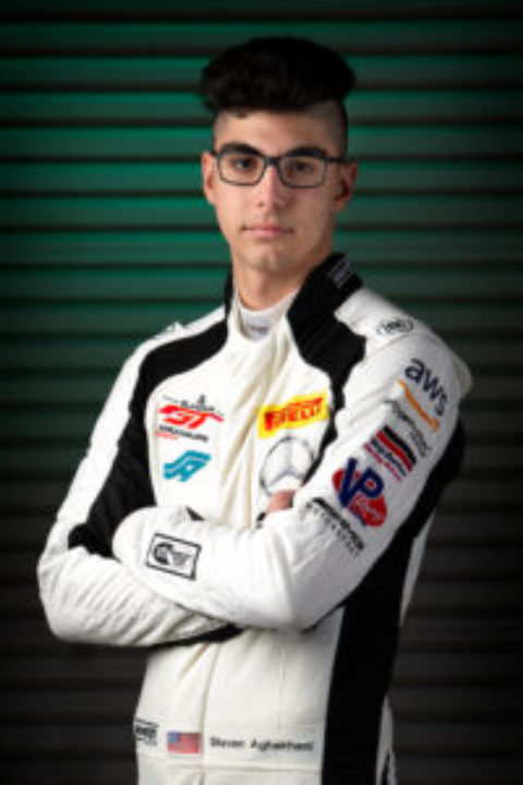 He's 15 and he races sports cars – A chat with Steven Aghakhani