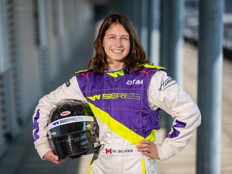 She's Young, Fast and Racing in Europe - In Conversation with Megan Gilkes
