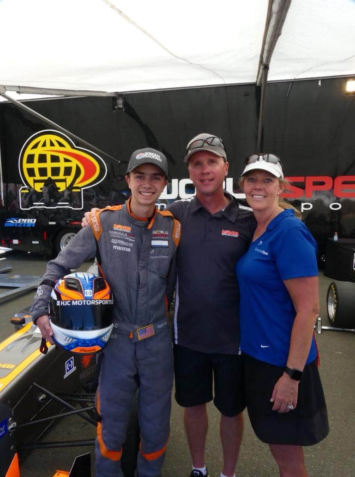 Parents in the Pits - In Conversation with Russ Dykstra