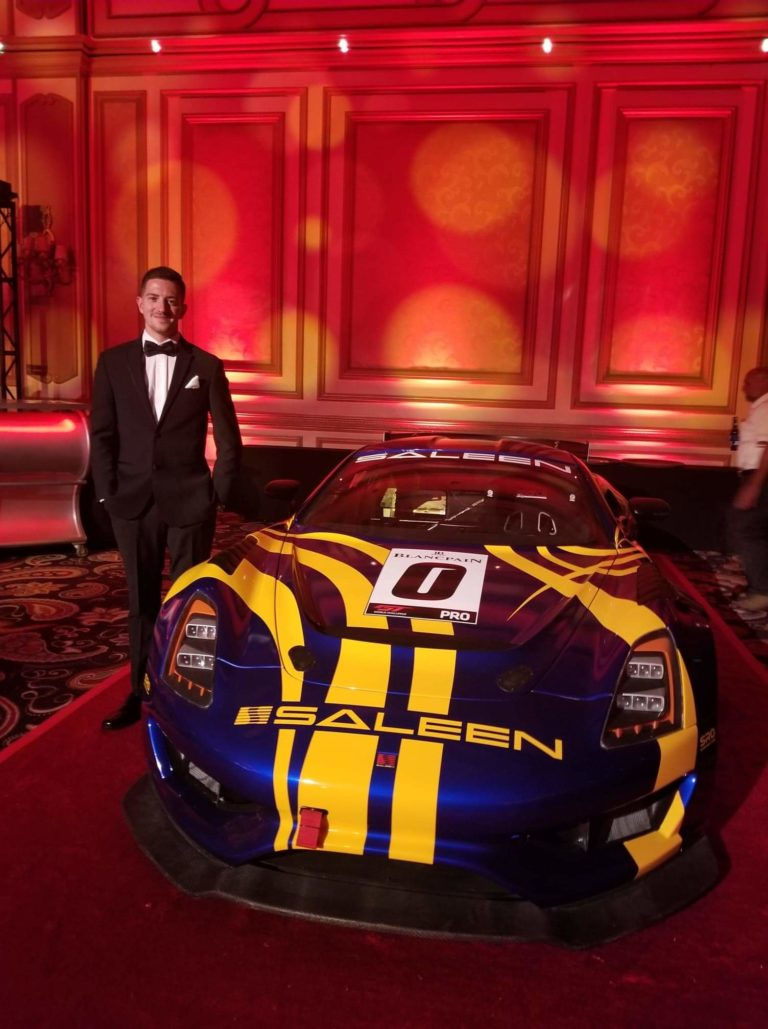 An interview with inaugural Saleen Cup Young Class winner Carter Fartuch