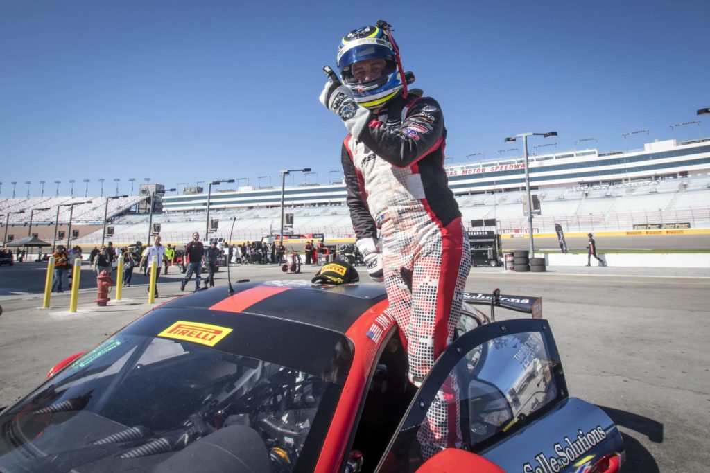 A Gentleman Driver Living the Fastlife - A Chat with Derek DeBoer