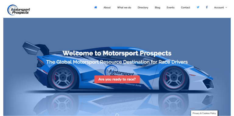 The new Motorsport Prospects is almost here!