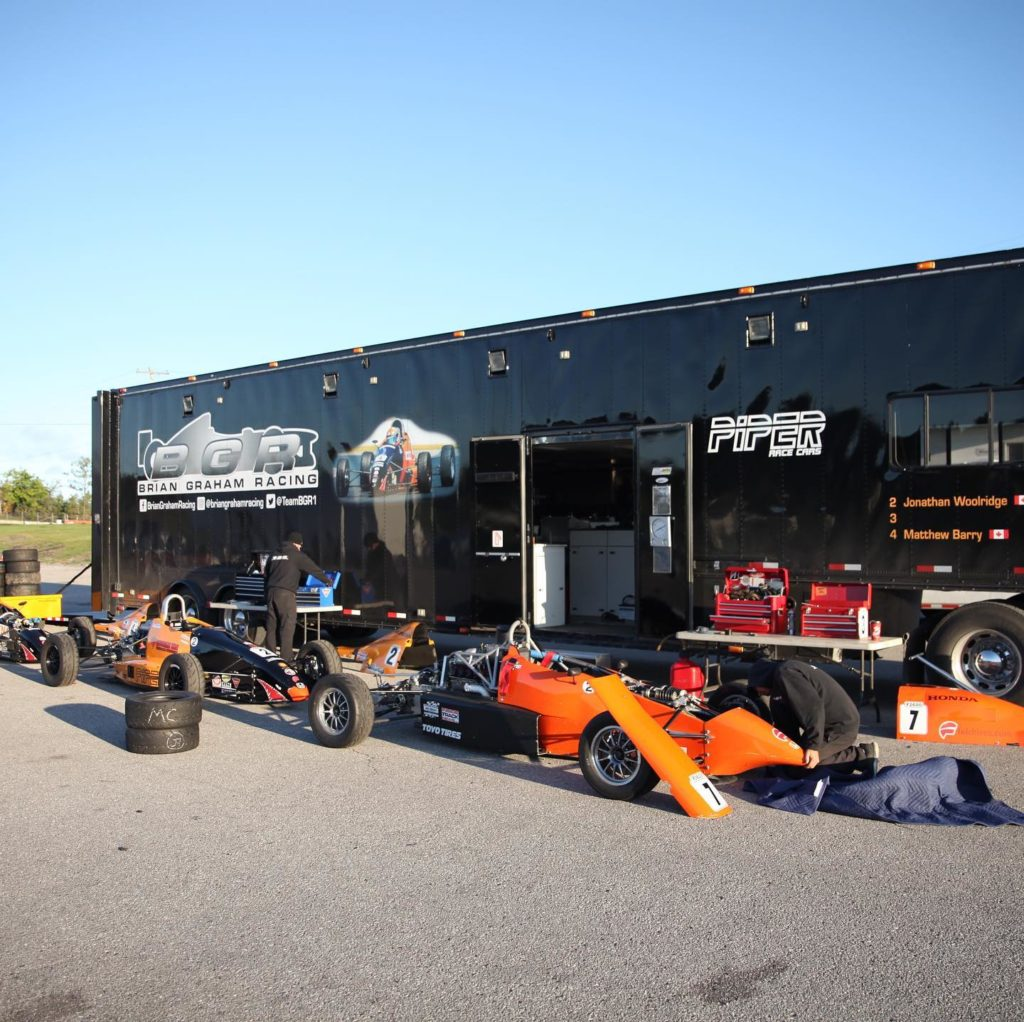 In Conversation with F1600 Team Owner Brian Graham of Brian Graham Racing