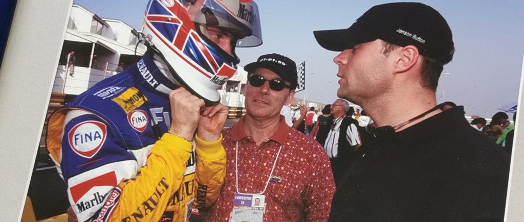 In Conversation with Motorsport Physical Trainer Stewart Wild