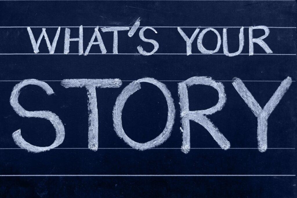 The Power of your Story in the Search for Sponsorship