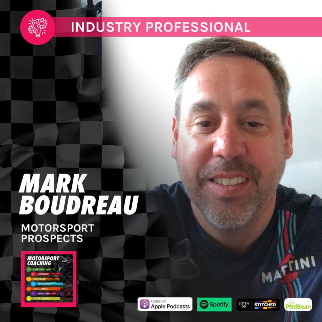 Motorsport Prospects on the MotiV8 Training Motorsport Coaching Podcast