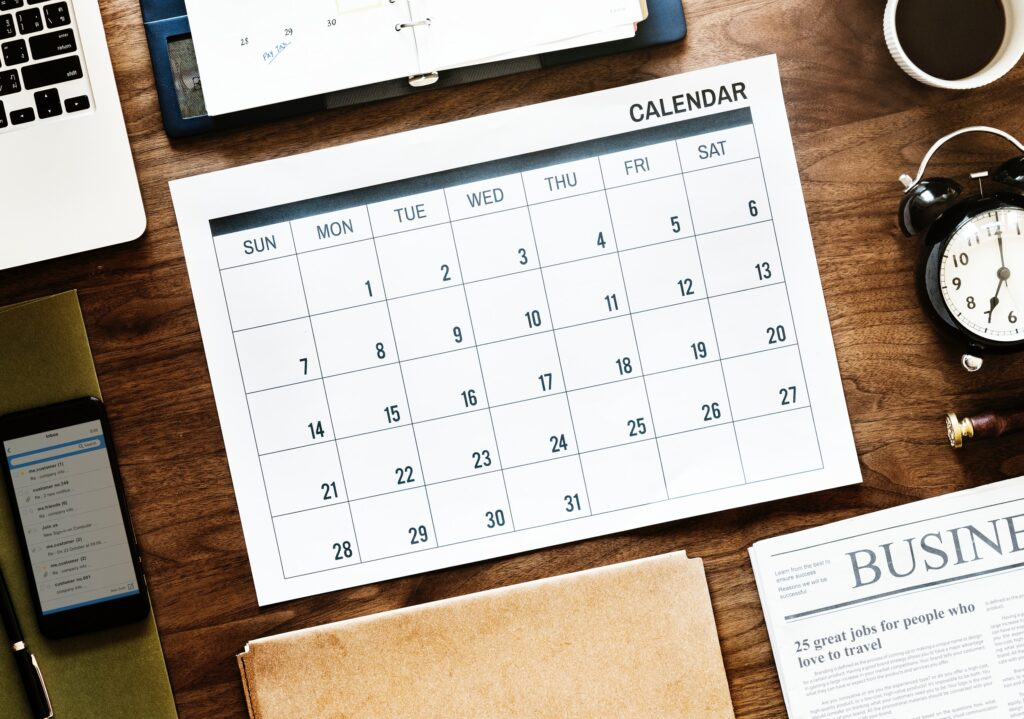 Holiday Plans and Looking Ahead to 2021