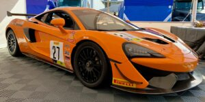 A McLaren 570S GT4 is For Sale In the Motorsport Prospects Marketplace