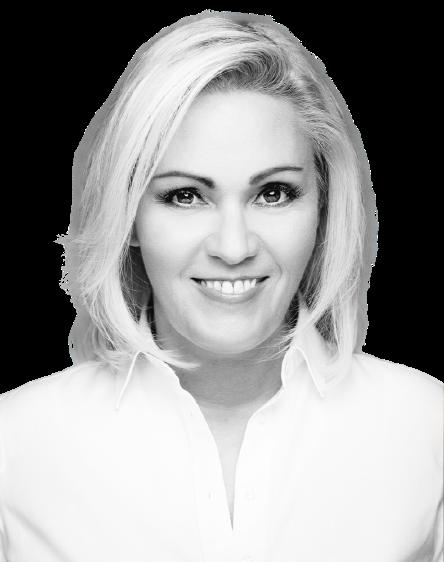Head Shot of Sabine Tyrvainen, MSc