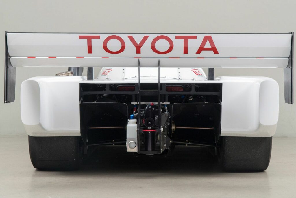 A 1989 Toyota AAR/Toyota Eagle HF90 MKII is for Sale in the Motorsport Prospects Marketplace