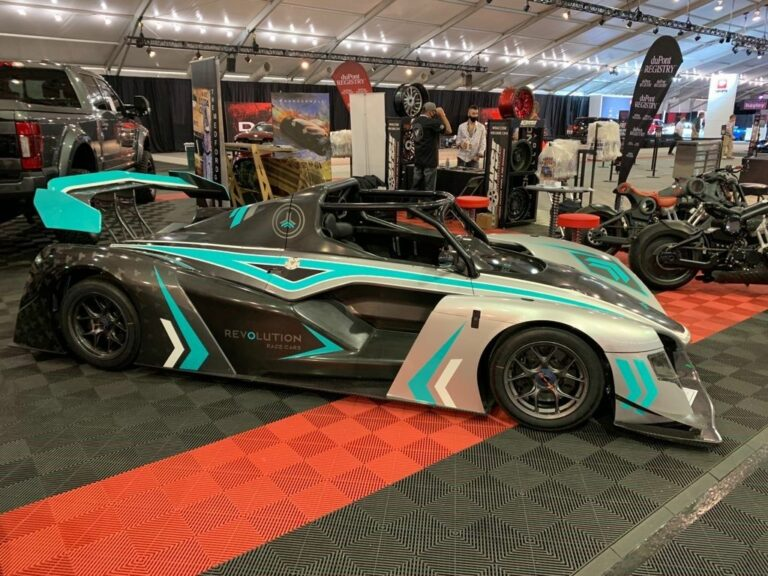 A 2020 Revolution A One Race Car is for Sale in the Motorsport Prospects Marketplace