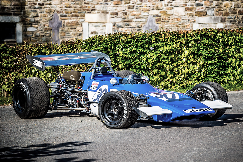 A 1969 Lotus Formula 2 is For Sale in the Motorsport Prospects Marketplace