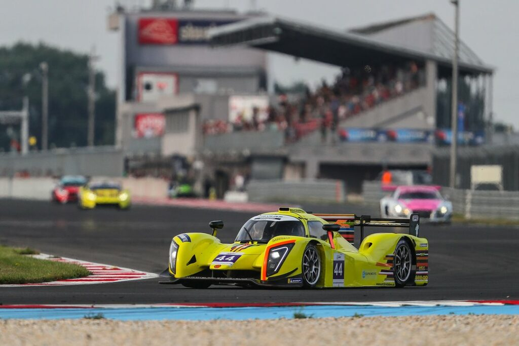A 2016 Ginetta LMP3 is For Sale in the Motorsport Prospects Marketplace