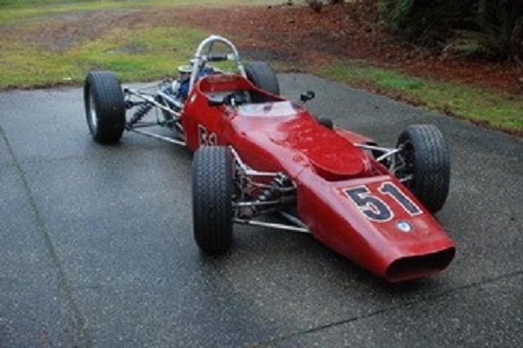 A Crossle Formula Ford 16F/70/40 is for Sale in the Motorsport Prospects Marketplace