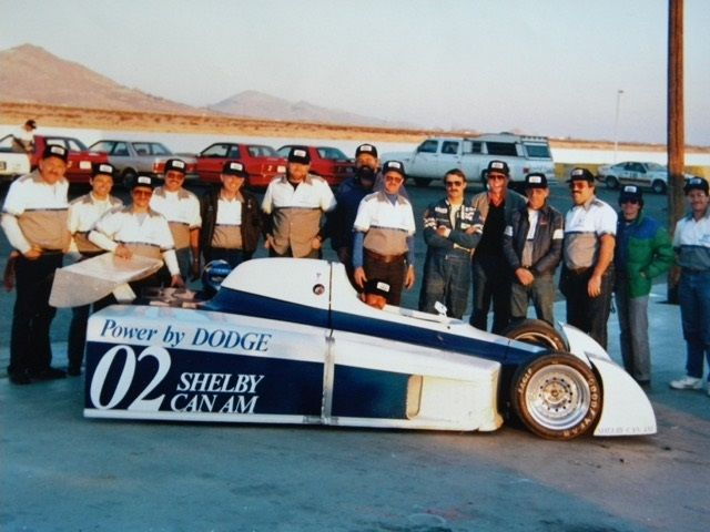 """A 1990 Shelby Can-Am """"prototype"""" One-of-One is for Sale in the Motorsport Prospects Marketplace"""
