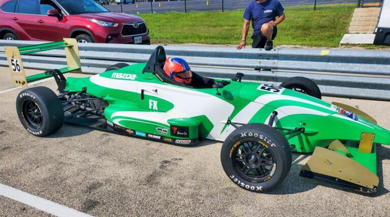 An Elan (Van Dieman) F2000 Race Car is for Sale in the Motorsport Prospects Marketplace