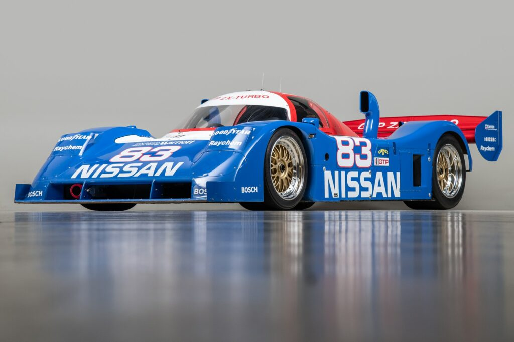 A 1990 NISSAN NPT-90 Prototype is For Sale in the Motorsport Prospects Marketplace