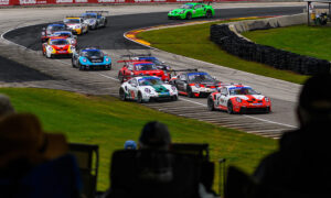 Porsche Sportscar Together Fest Uniting Racing Pyramid