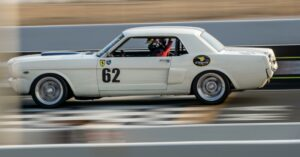 The Appeal of Historic Racing