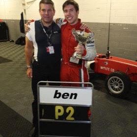 Ben and Ross Hurst